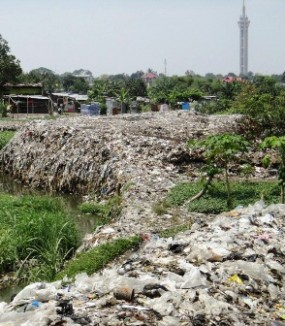Appui à la pré-collecte et au regroupement des déchets municipaux. RDC