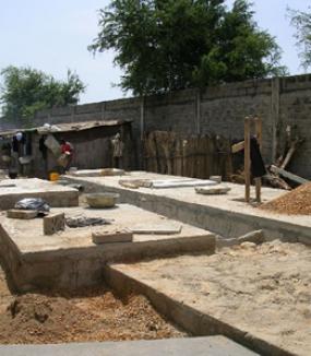 Appui à la gestion et à l'assainissement liquide urbain. Togo