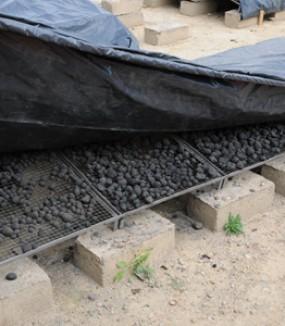 Appui à la création d'une filière de production d'un combustible vert (boulet). Rwanda