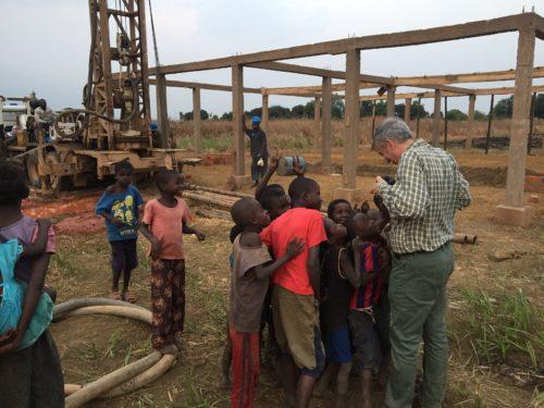 Amener de l'eau potable jusqu'au cœur du village pour diminuer les maladies et l'absentéisme à l'école (2017-2020)