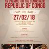 Vous êtes invités à la soirée annuelle pour la RDC !