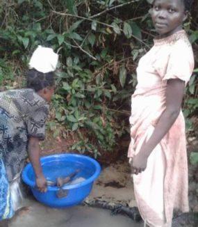 A financer. Equiper l'agglomération de Beya Buanga de bornes-fontaines – RDC