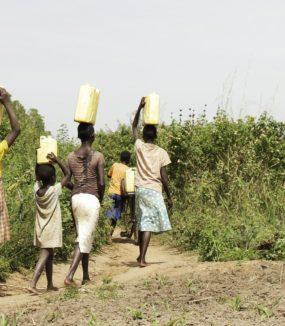 En recherche de financement : Equiper l'agglomération de Beya Buanga de bornes-fontaines – RDC