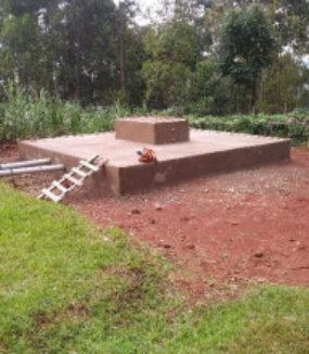 En cours. Fournir de l'eau potable à un centre de santé en RDC (20/21)